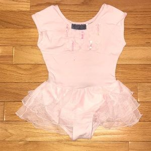 Freestyle by Danskin Ballet Tutu Leotard bodysuit